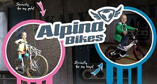 Alpina Kinderfietsen
